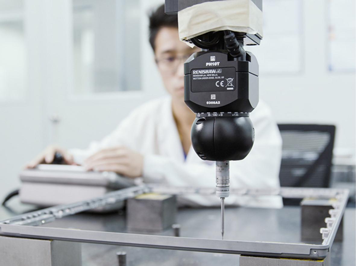 宜安科技-三次元检测