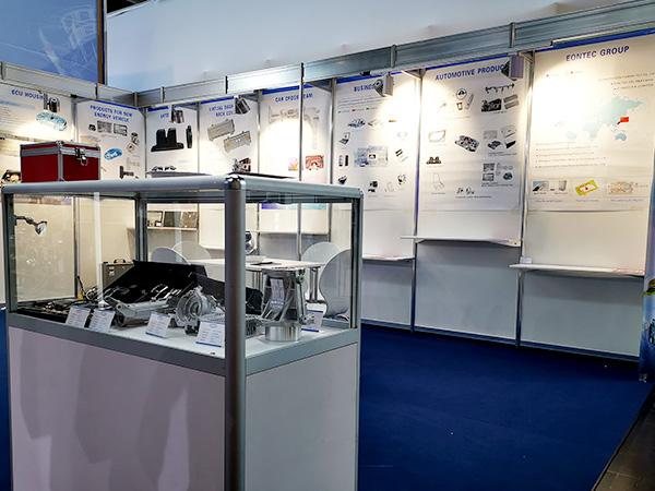 宜安科技-德国铸造展